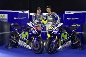 Pandangan Duo Rider Yamaha untuk motoGP Musim 2015