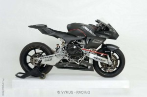 Vyrus 986 M2, Motor Paling Out Of the Box di Dalam Track…
