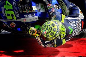 Valentino Rossi: Honda Masih Mendapatkan Banyak Keuntungan di Sesi Tes Kali Ini..