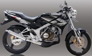 kawasaki-ninja-150-n-ss-2012-black-white-color