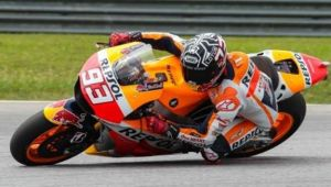 Akhirnya Marc Marquez Menjadi yang Tercepat di Akhir Sesi Tes Sepang 1 disusul Valentino Rossi