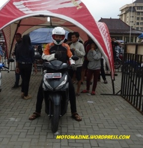 First Ride Impression Vario 150… Nampol Brooooo!!!!!!