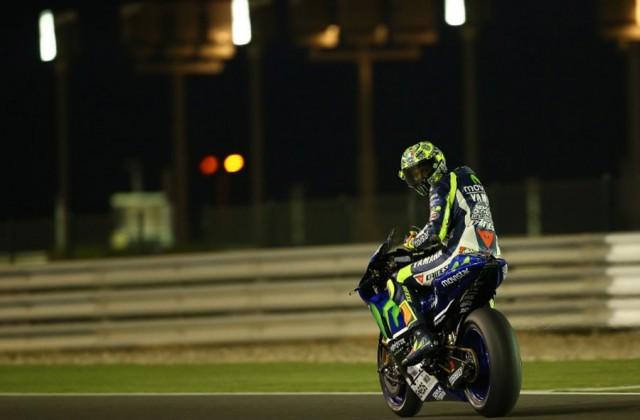 Yang Baru di MotoGP. Pembalap Bakal Touring di Lintasan Basah Sirkuit Losail,Qatar