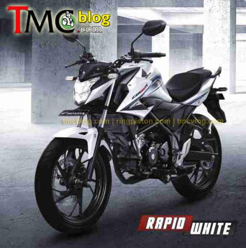 Wujud Gamblang New Honda CB150R Lengkap Dengan 3 Pilihan Warna