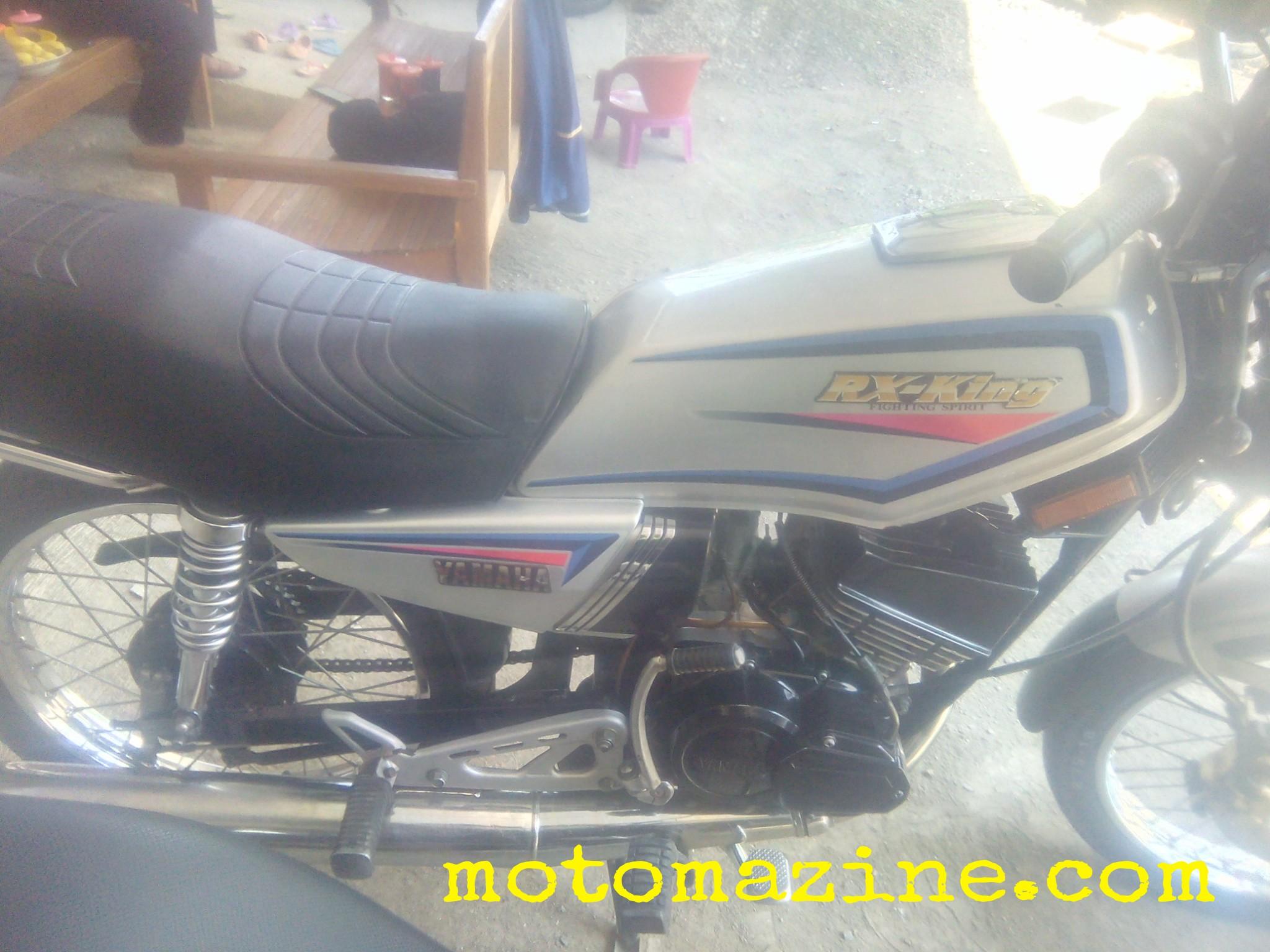 Harga Yamaha RX King Di Ponorogo Bakal Bikin Anda Menelan Ludah