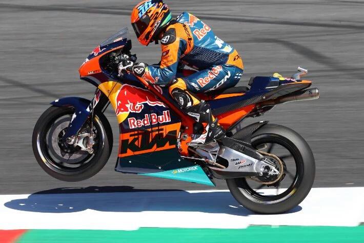 Urung Tampil di Austria KTM bakal Mengaspal di Valencia
