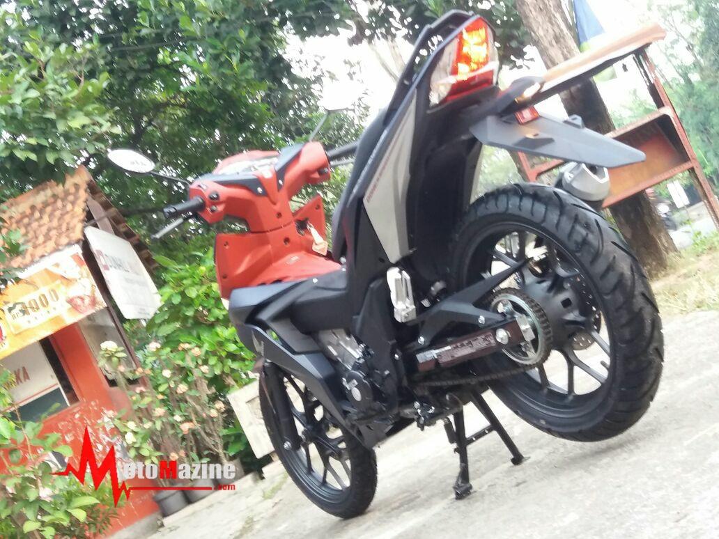 Unit Honda Supra GTR150 telah Mendarat di Meja Redaksi.. Ada Pertanyaan untuk direview Bro Sis..?