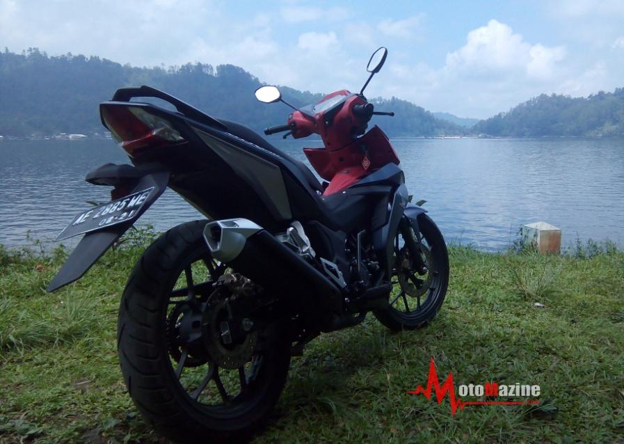 Tes Konsumsi BBM Riding Harian Honda Supra GTR150. Kok Irit ya..?