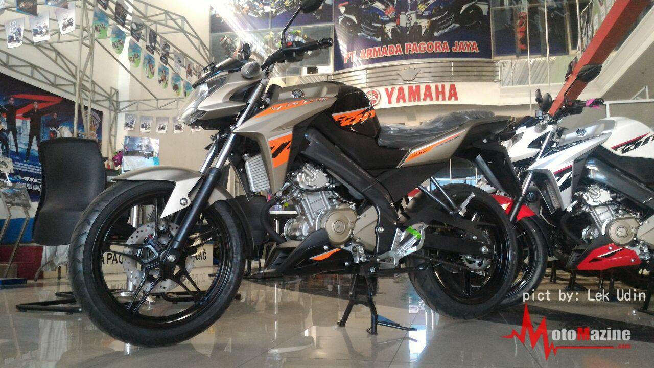 "Berikut 4 Warna Baru Yamaha New Vixion Advance.. Warna ""Gold Matte"" nya Kece Banget"