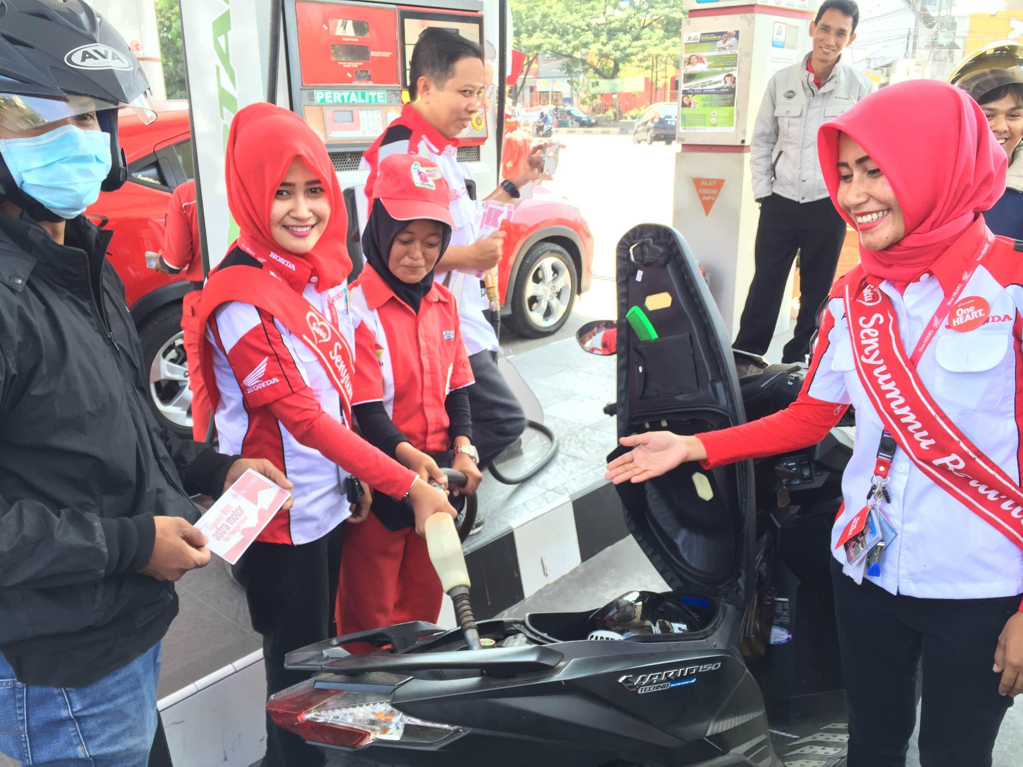 Sebanyak 1047 Dealer Honda Beri Layanan Spesial di Hari Pelanggan Nasional