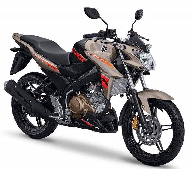 Yamaha Vixion kembali Moncer Sebagai Raja Sport Tanah Air (AISI Agustus 2016)