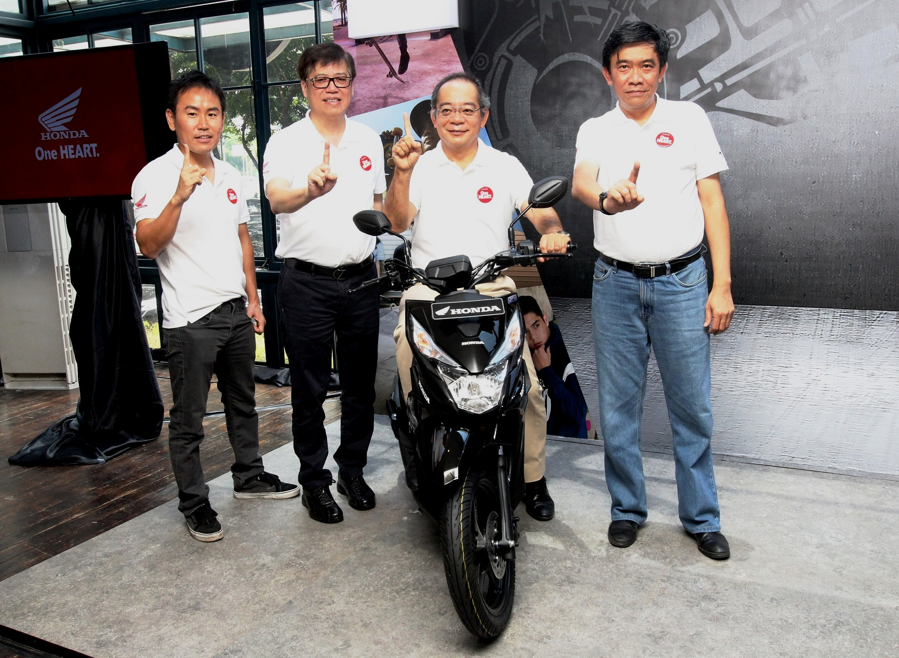 New Honda BeAT Street ESP Hadir menjawab Mereka yang ingin Tampil Beda