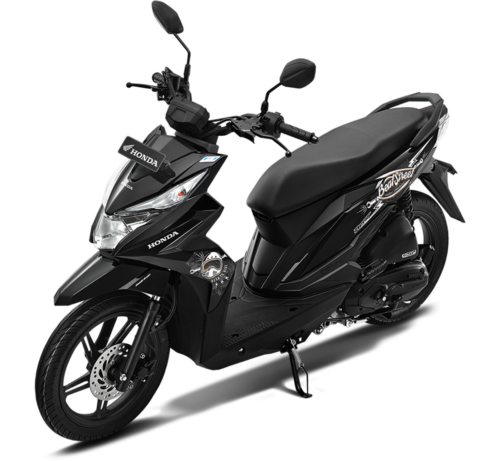 Ide 95 Gambar Motor Honda Beat Street Terbaru Bamboe Modif