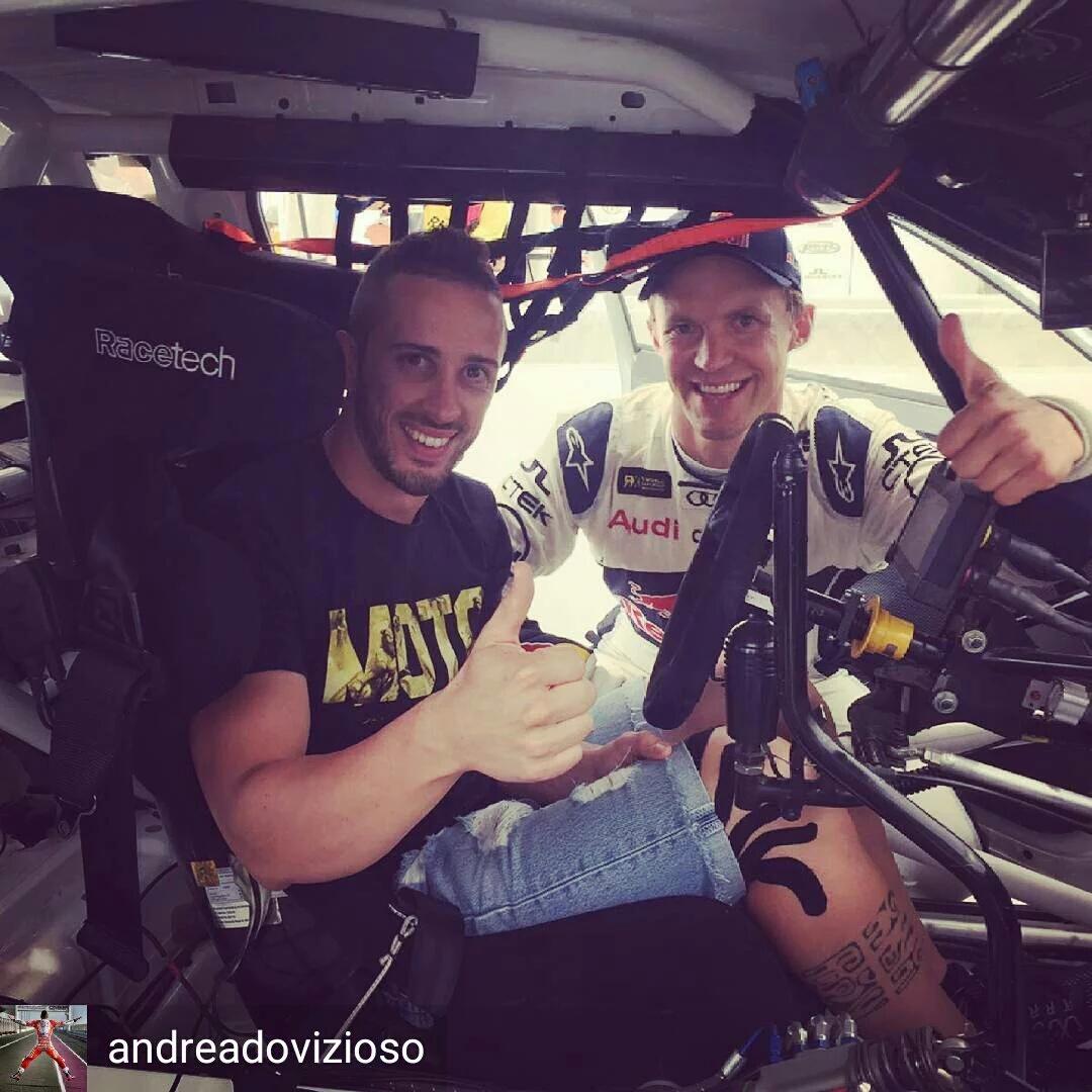 Dovisiozo Ragukan Kemampuan Lorenzo Bersama Ducati