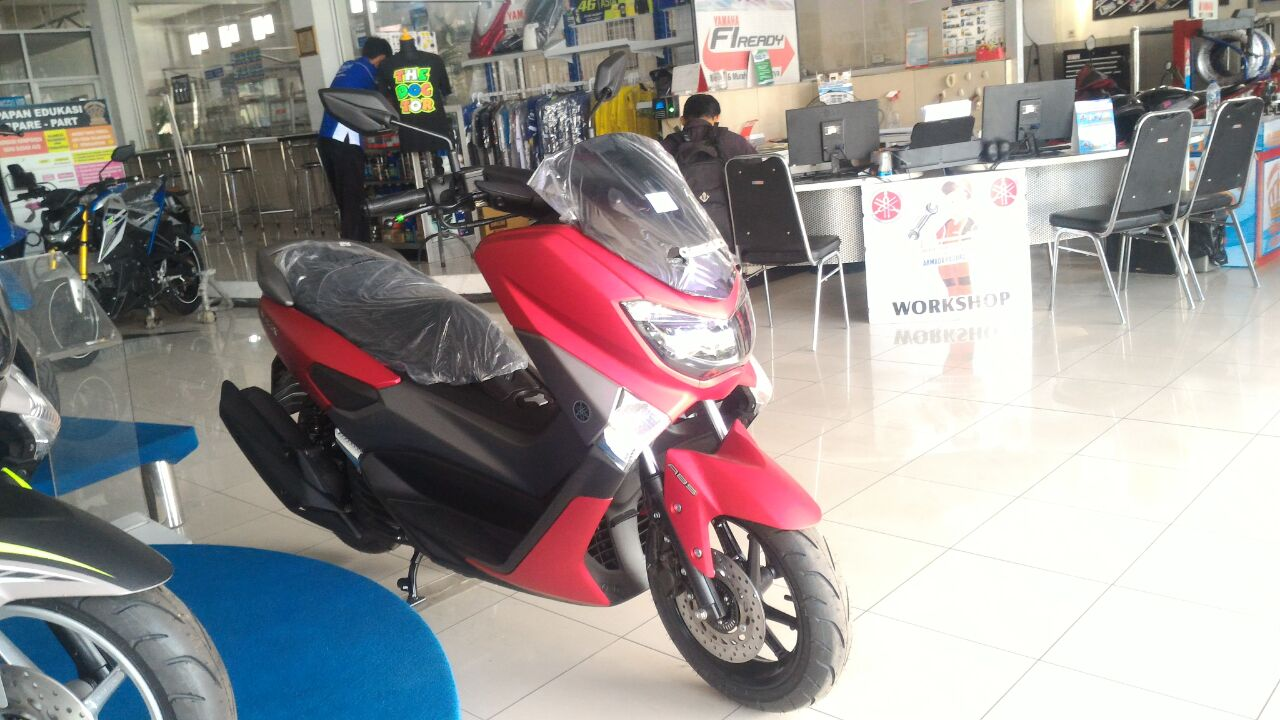 Gambar Motor Nmax Abs 2019 Galeriotto