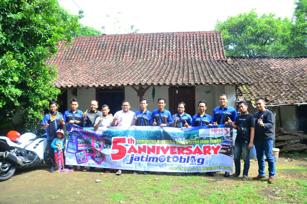 5th Anniversary Jatimotoblog. Magetan, Suasana, Keluarga dan Pengalaman Baru…!!!