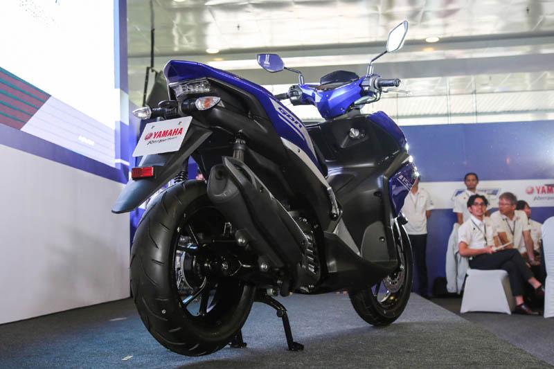 Meski Harga Aerox 155 Vva Belum Resmi Yamaha Bakal Buka Inden