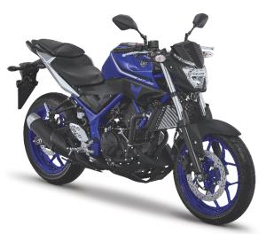 Yamaha Segarkan Tampilan MT-25 sebagai Refleksi Magis MT Family