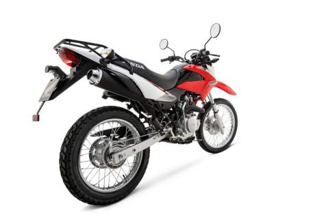Honda XR 150l 3