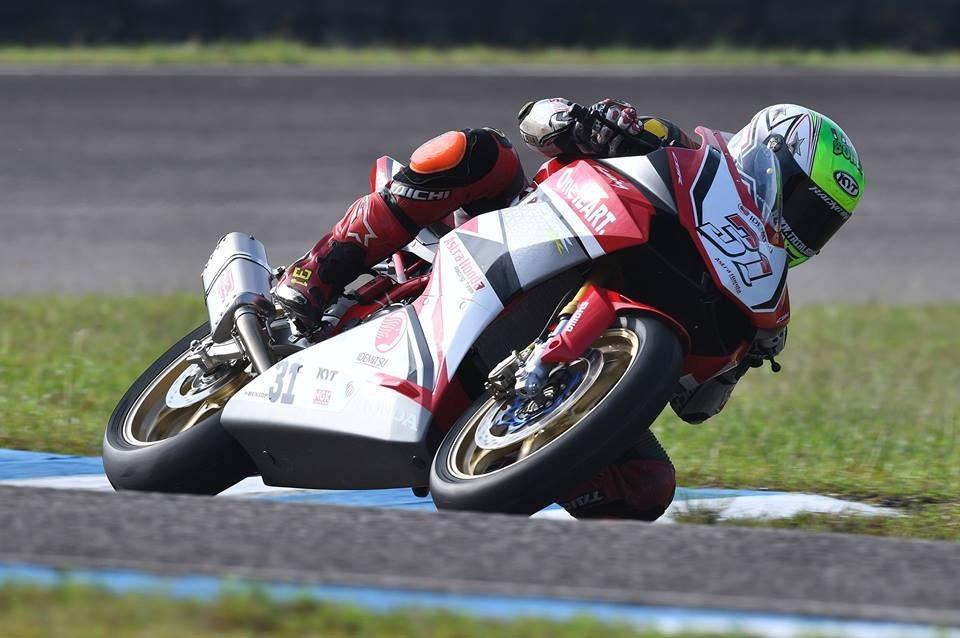 Gerry Salim Sabet Juara AP250 ARRC Malaysia 2017 lewat Kencangnya HondaCBR250RR