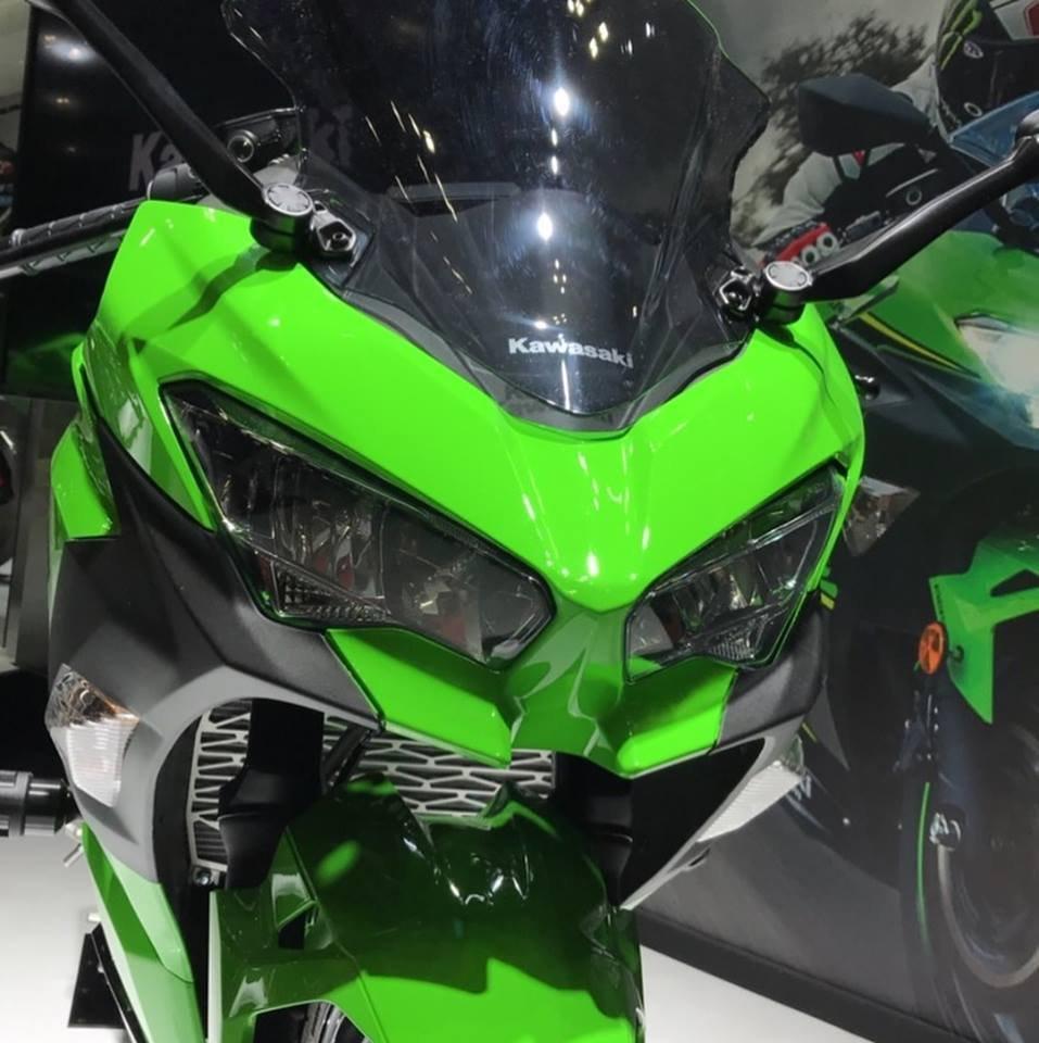 Terkuak, Inilah New Kawasaki Ninja 250FI 2018. Hadir dalam 2 Warna BerikutSpesifikasinya