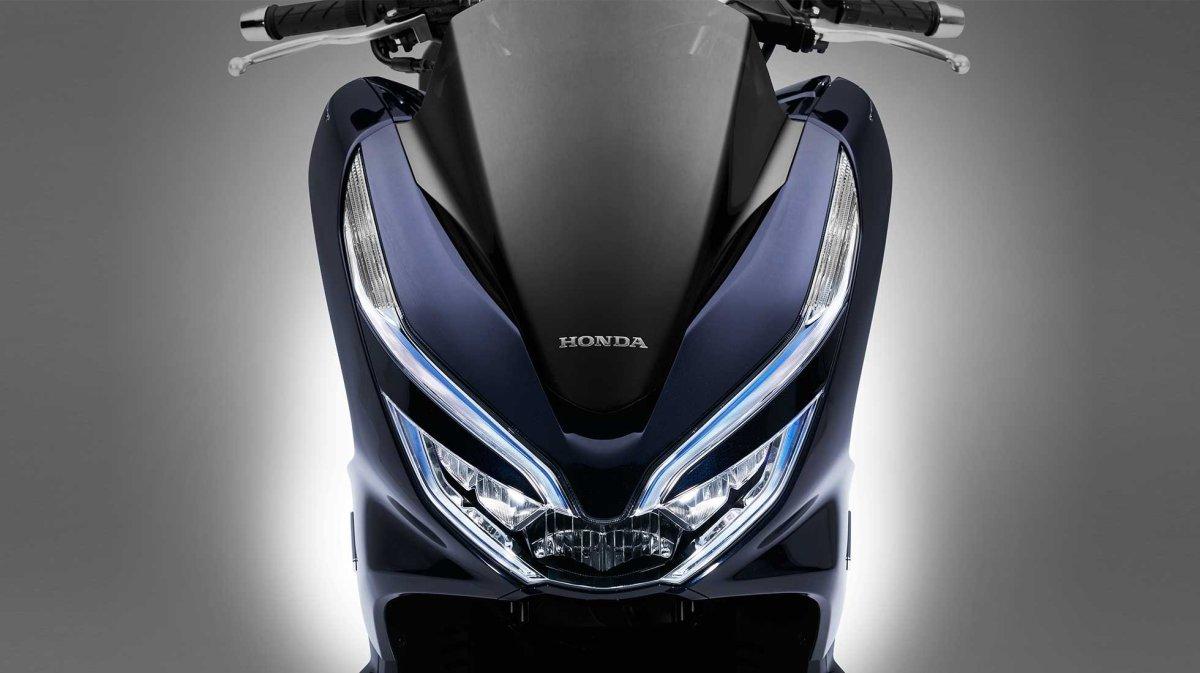 Honda PCX Hybrid, Gedein Bannya, Bawa Masuk Indonesia, JosssWes..!!!