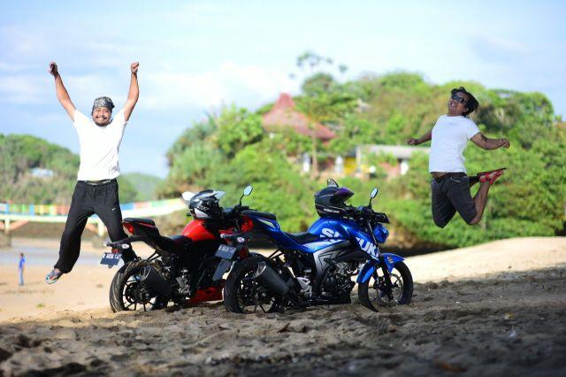 SOTR - Pantai Balekambang - Kurniawan & Widodo