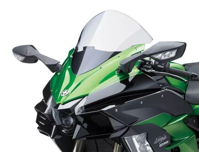 Kawasaki Ninja H2 SX, Sisi Lain H2  di Kelas Touring. BerikutSpesifikasinya