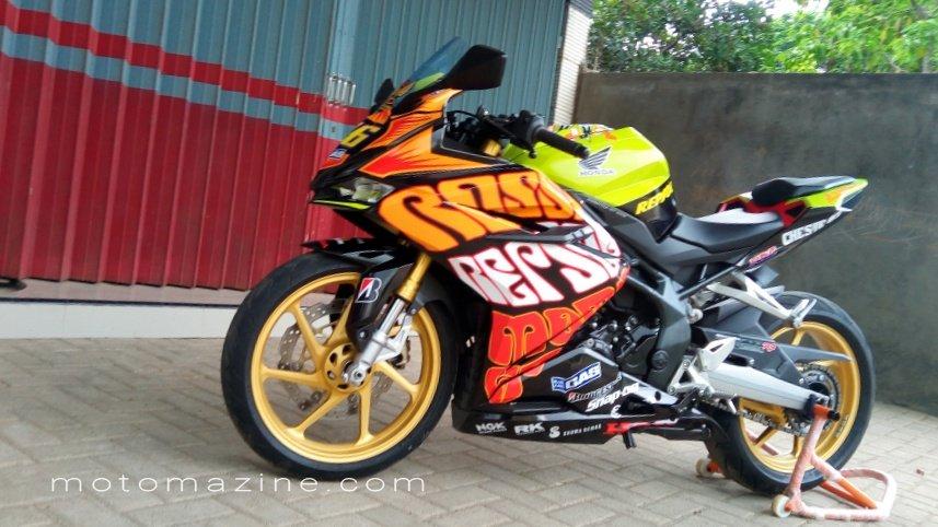 AISI Sport Fairing 250cc: Distribusi Honda CBR250RR Kembali Melejit di Bulan April. Jangan SalahCak!