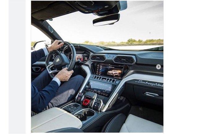 Lamborghini-Urus-SUV-Interior-Leak-1