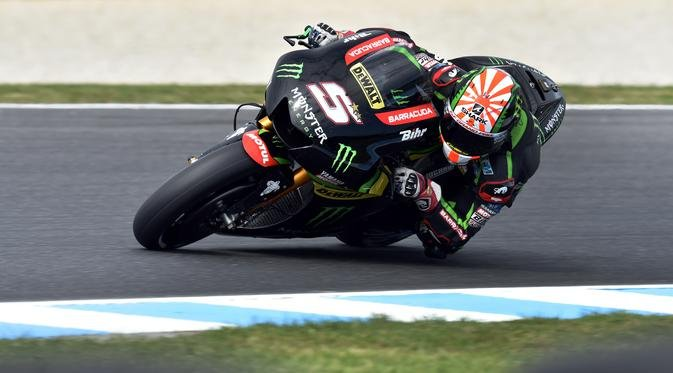 MotoGP: Pasca Test Sepang Zarco akan Kembali ke Sasis 2016. Katanya Sasis 2017 Enak?