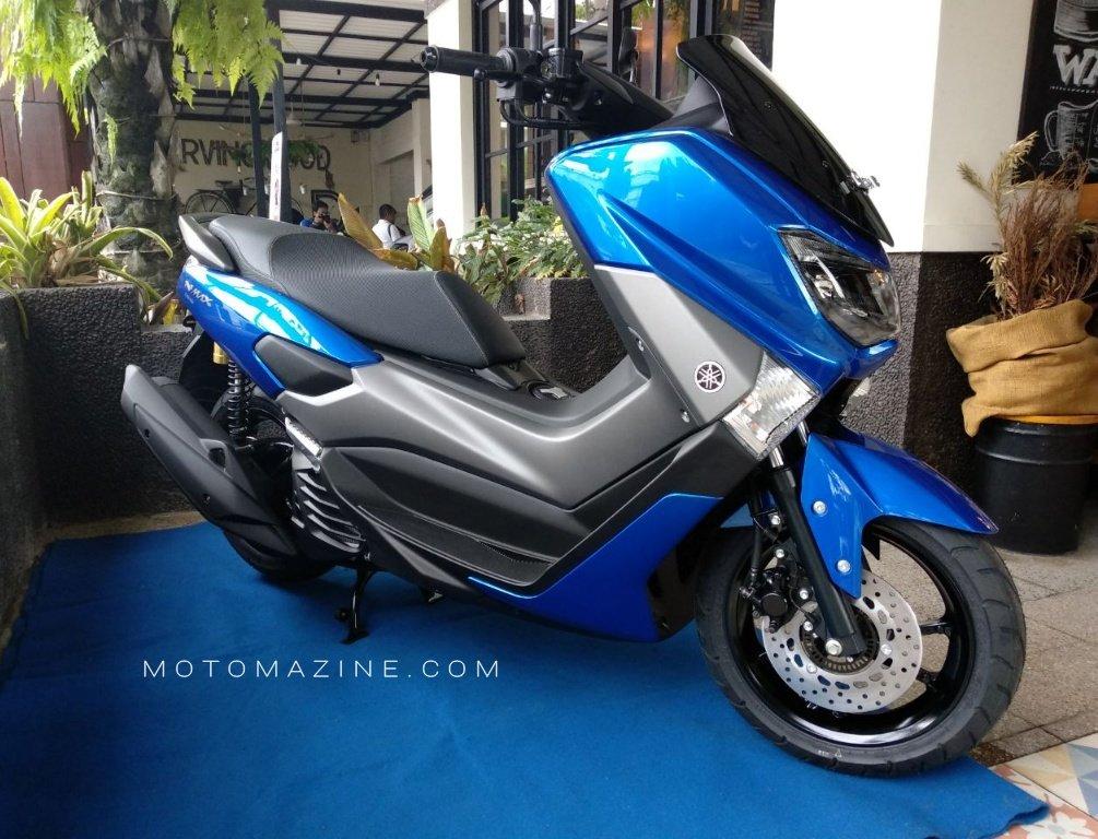 B6H disinyalir Menjadi Kode Produksi Yamaha NMAX Facelift. Berikut Bocoran Fitur dan TimeRelease-nya