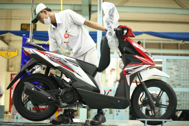 New Honda BeAT eSP 3