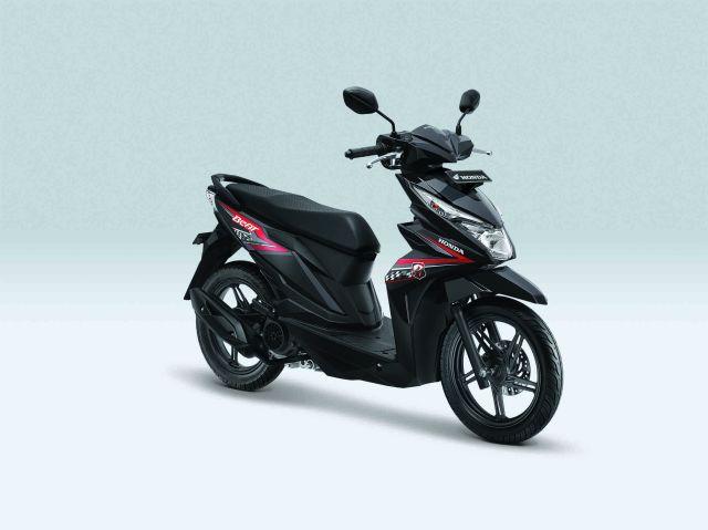 New Honda BeAT eSP 5