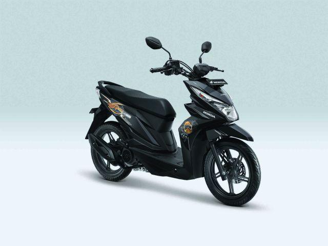 New Honda BeAT Street eSP (1)