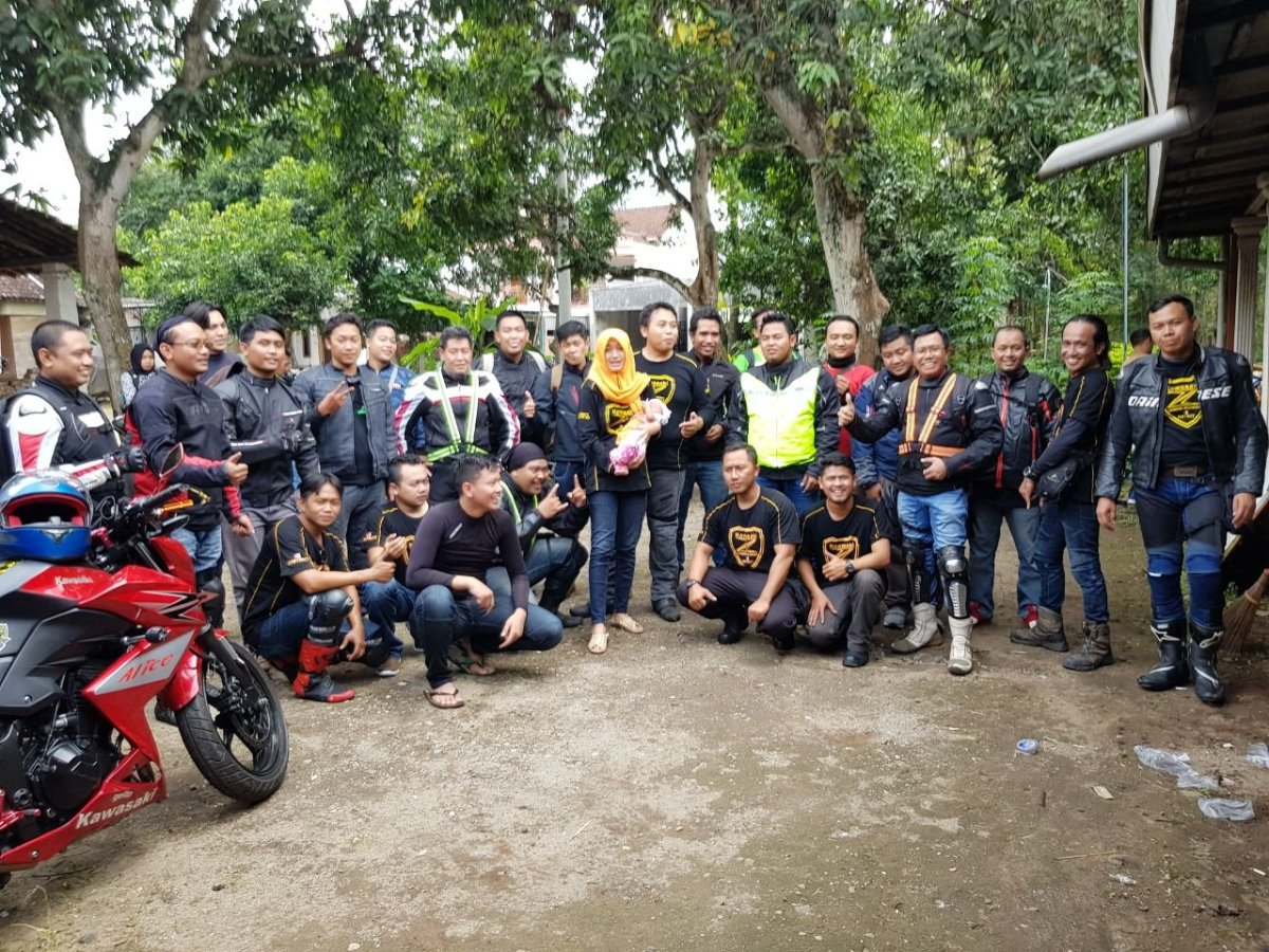 KZOI AE District. Komunitas Pecinta Kawasaki Z Series yang makin Solid Ngegas…!!!