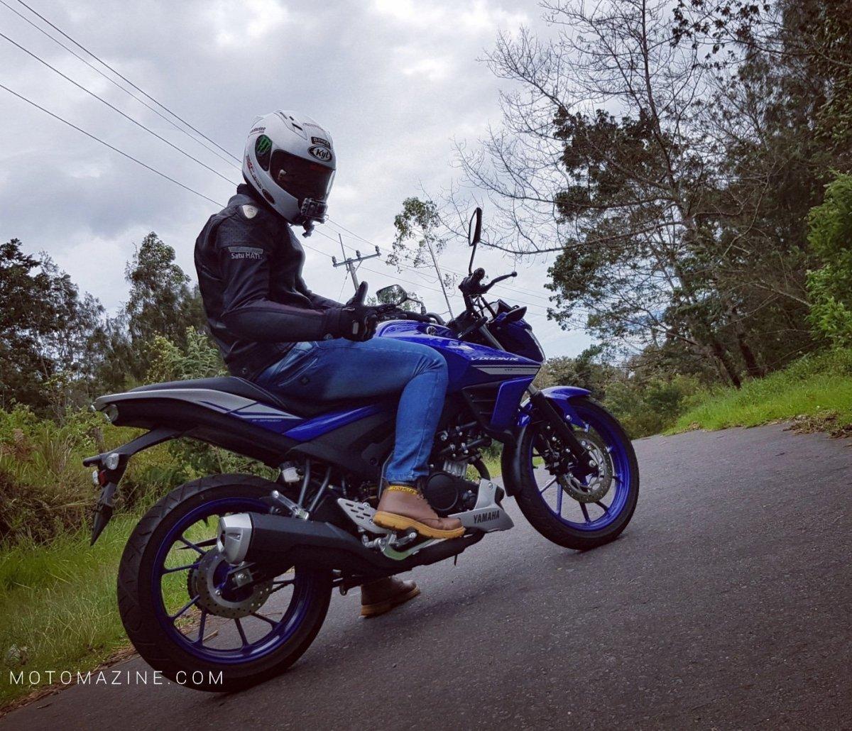 Impresi Total Review Harian Yamaha Vixion R by Motomazine. Handling dan Performa jadiKoentjinya!