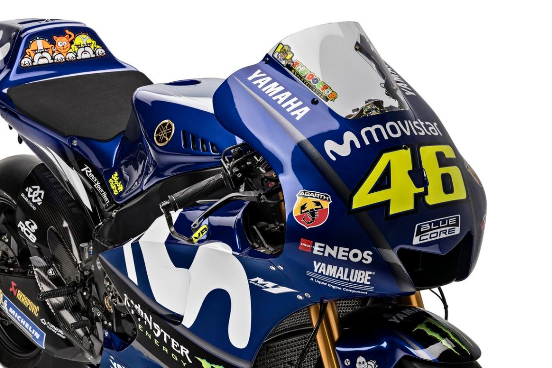 Resmi Sudah Monster Energy Jadi Sponsor Utama Yamaha