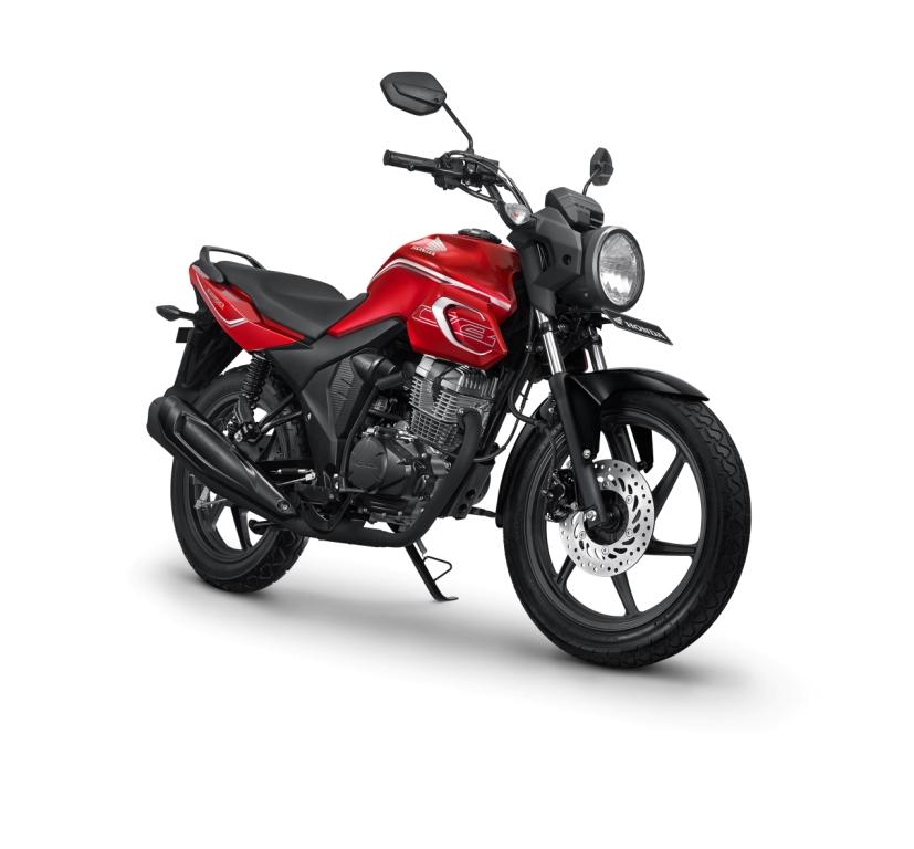 Berikut Spesifikasi Lengkap dan Pilihan Warna Honda CB150 Verza2018