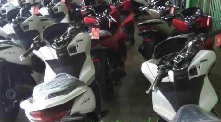 Honda PCX150 Sudah Nampang di Gudang. One Step Closer kiCak…!
