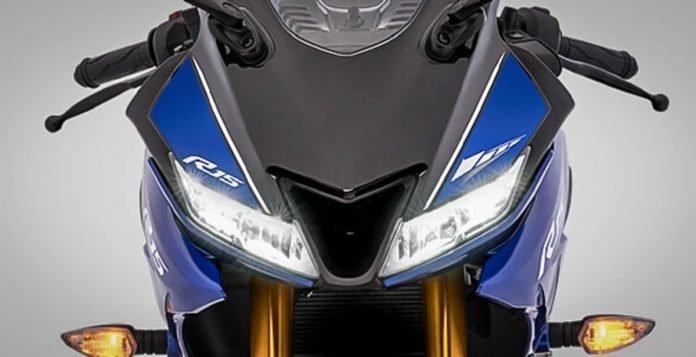 Resmi Rilis, Inilah New Yamaha R15 Warna Baru 2018 dengan USD Gold. Harga Rp 35Jutaan