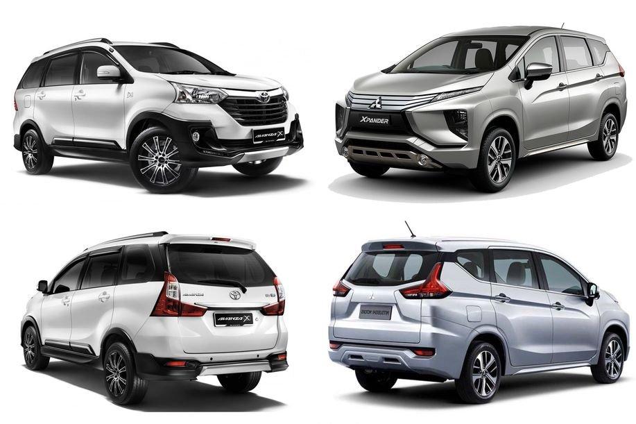XPander Masih Jawara. Berikut 20 Mobil Terlaris April2018