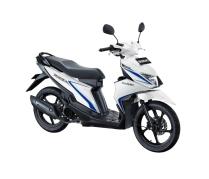 Suzuki NEX II Standard Brilliant White