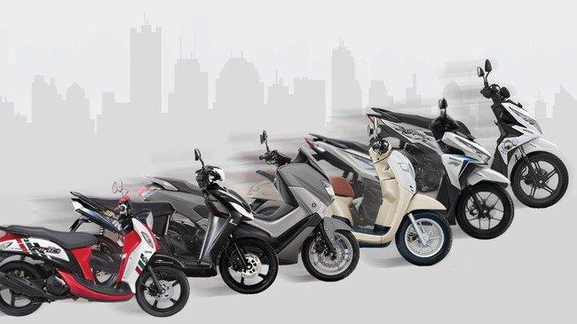 Berkuasa! Data AISI April Catat 8 dari 10 Motor Terlaris adalah Honda. Wediyan ikiCak!