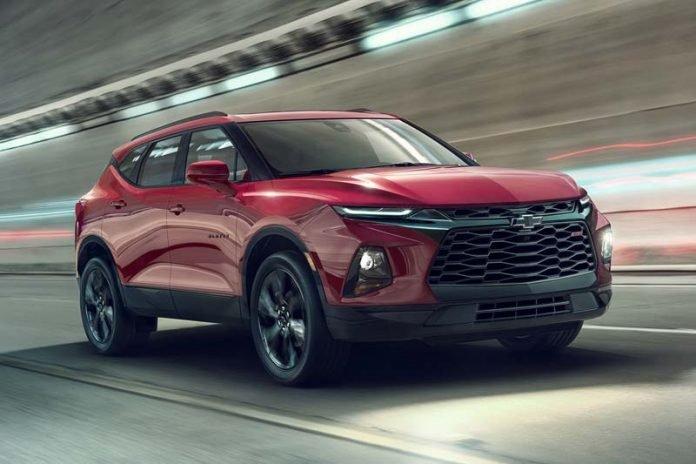 Aura Sangar Chevrolet Blazer 2019 Siap Dobrak PasarSUV!