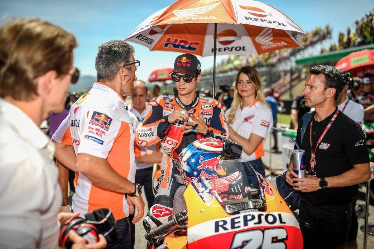 Isunya Pedrosa sudah Teken Kontrak bareng Yamaha. Warning buat Honda nih kalauBeneran