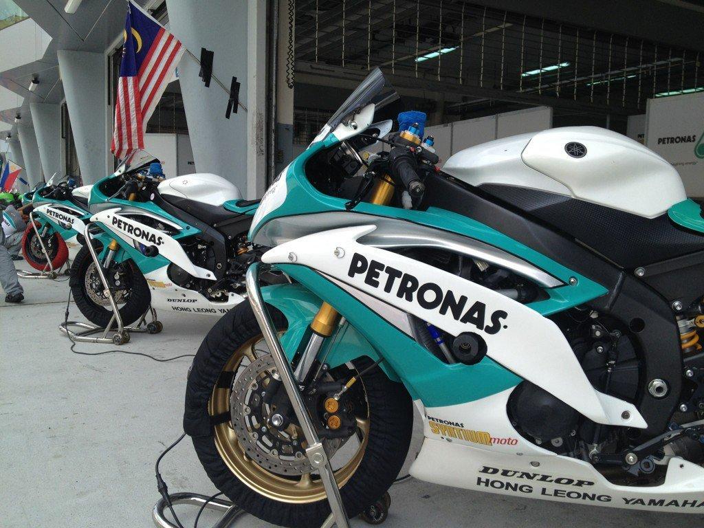 Penentuan Bagi Petronas dan Yamaha, Angel Nieto dan Pedrosa JadiLirikan?