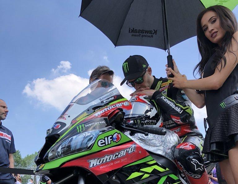 Gagal ke MotoGP Jonathan Rea Tetap di Kawasaki WSBK hingga2020