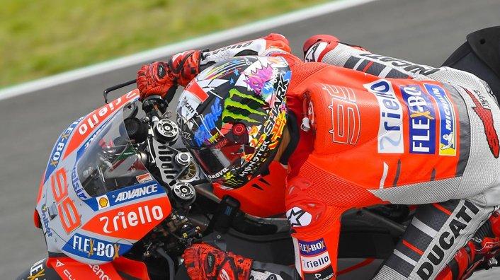 Fakta Mengejutkan GP Catalunya 2018: Lorenzo SeorangRobot!