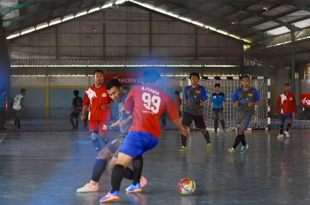 MPM Gelar Ketupat Futsal sebagai Sarana Halal Bihalal Antar Komunitas diMadiun